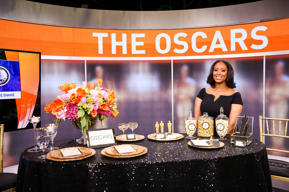 <h6>Oscars Watch Party<br>WJLA News</h6>