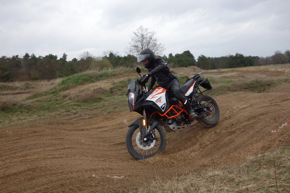 Enduros are all-terrain-bikes.