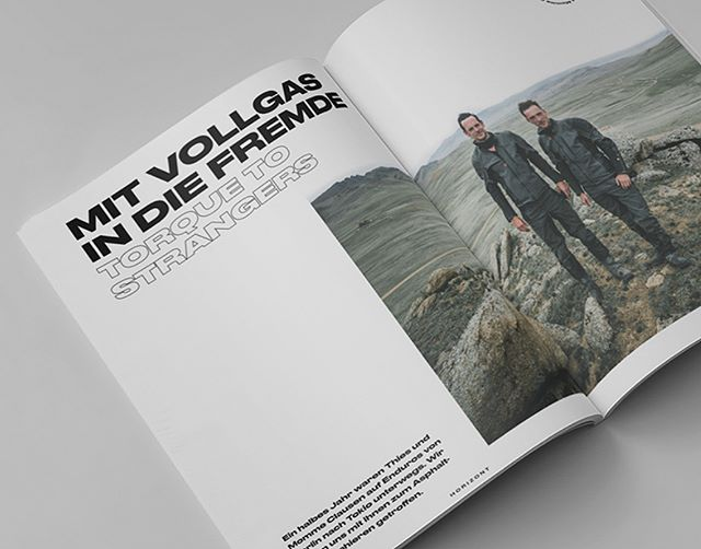 Almost six months ago, we finished our six month trip from Berlin to Tokyo. Recently we met with @craftrad to talk about what it's like to be back, hospitality and a lot more. Check out #CRAFTRAD N°11 - in stores today.  #torquetostrangers #advrider #xladv #advlife #enduro #dualsportlife #offroad #advaddicts #mototour #motoriders #motorider #motorcycle #mototravel #KTM #readytorace #1290superadventure #1290 #1090adventureR #berlin #tokyo