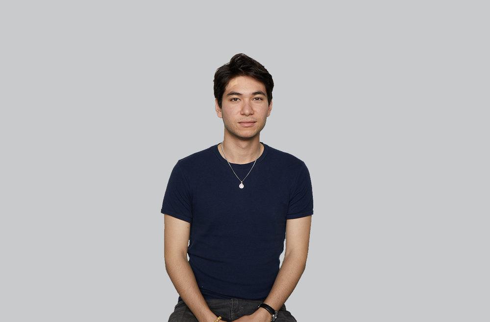 Jun Shimizu<t>Assistant Editor</t>