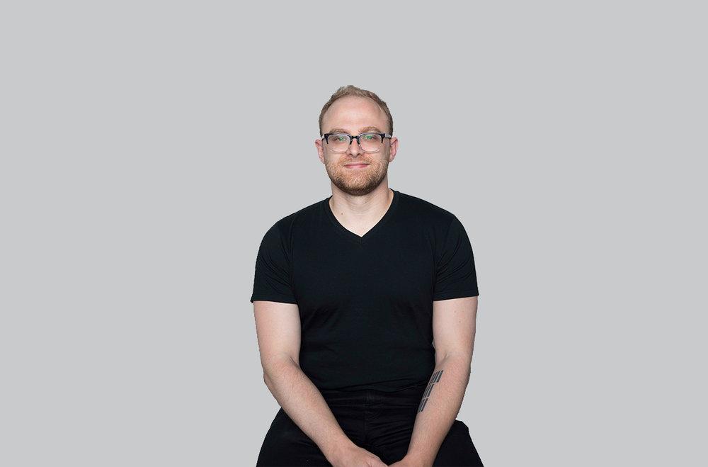Charlie van der Poel<t>Editor</t>