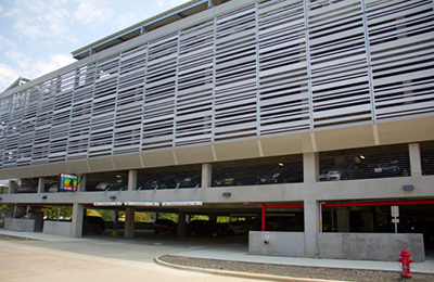 ATEC PARKING GARAGE