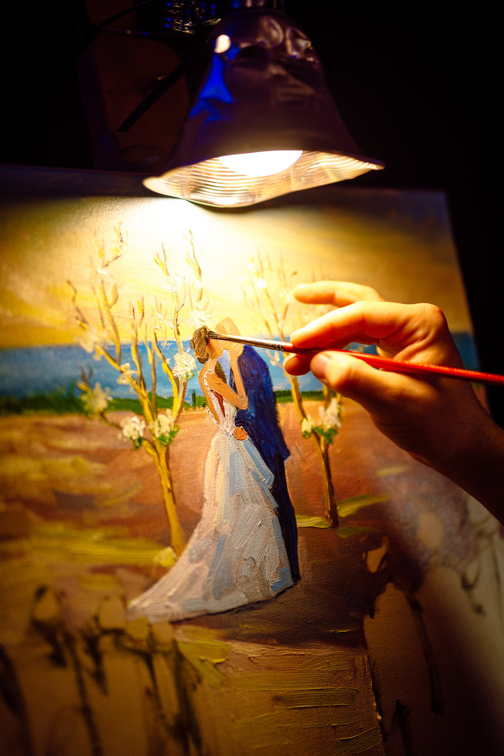 Live artist Captiva South Seas wedding.jpg