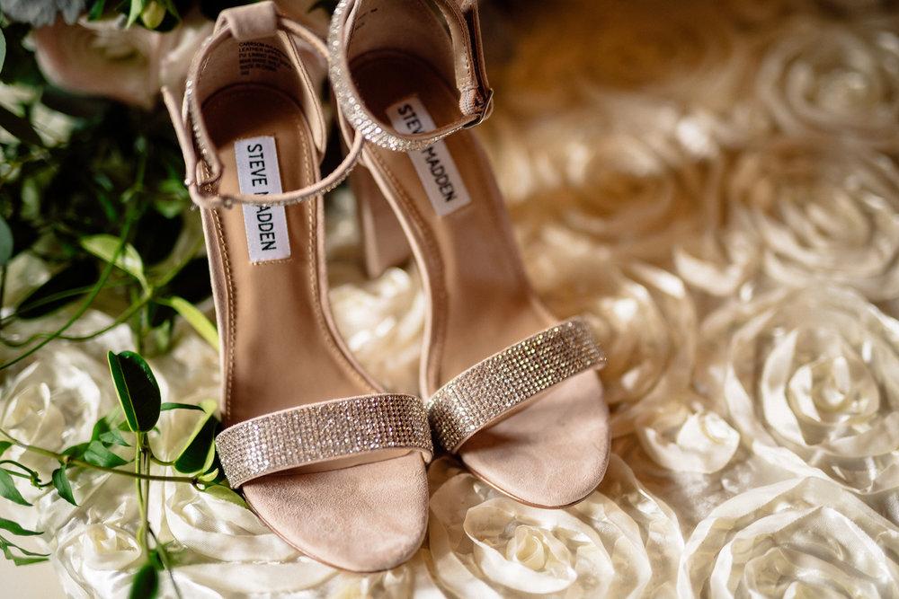 Steve Madden bridal shoes Matt Steeves Photography Florida weddings.jpg