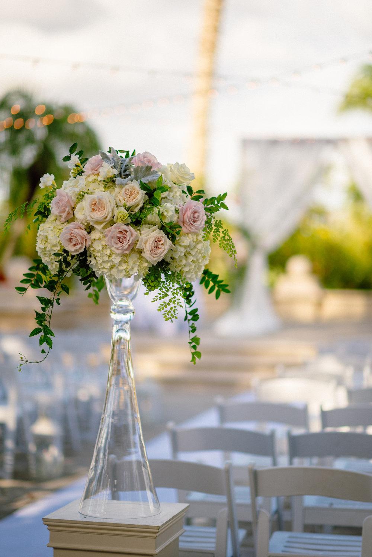 Pink Roses Wedding Ceremony Matt Steeves Photography Naples Florida.jpg