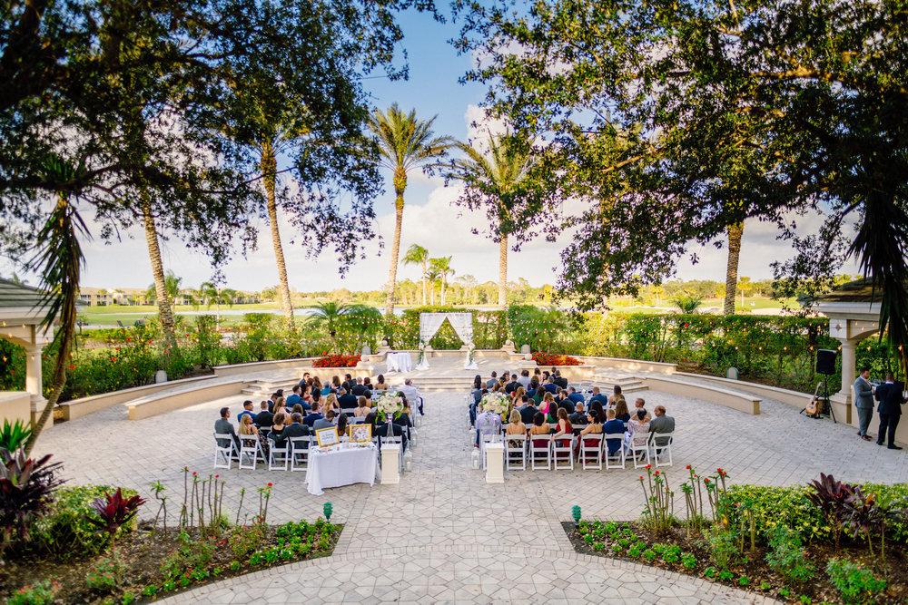 The Strand Naples weddings Ceremony Outdoors Patio Matt Steeves.jpg