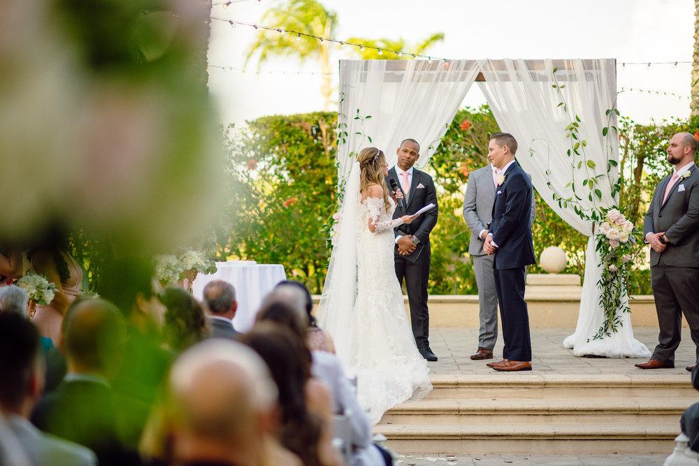 Wedding Vows Naples Florida Ceremony Matt Steeves Photography.jpg