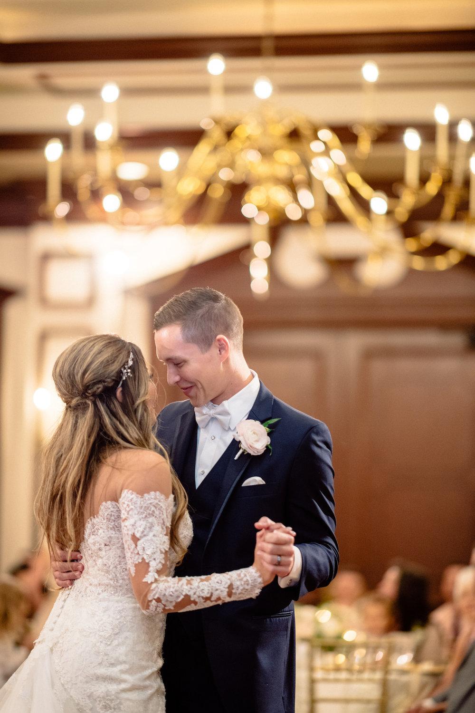 First Dance Naples wedding reception Matt Steeves.jpg