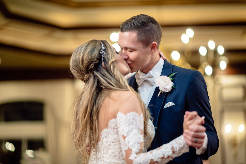 First Dance wedding reception The Club at the Strand Matt Steeves Photography.jpg