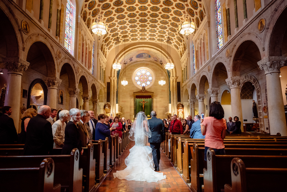 St Anthony of Padua Wilmington DE Wedding by Matt Steeves Photography 10.jpg