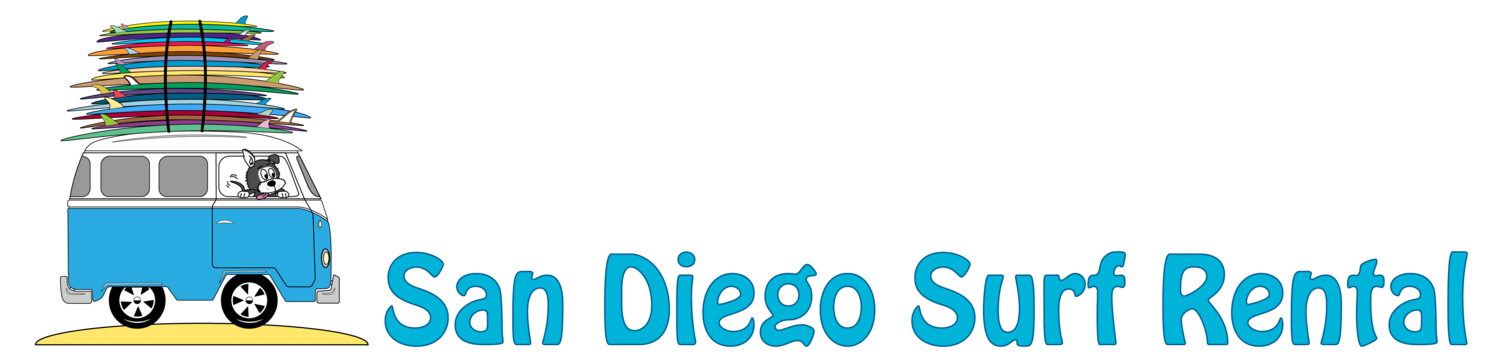 San Diego Surf Rental