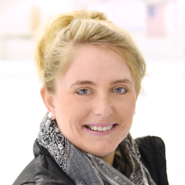 Laura Lemon, Coach for the IceLiners Synchronized Skating Team