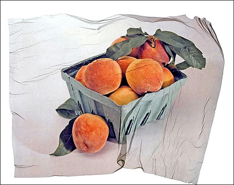 peaches   emulsion transfer