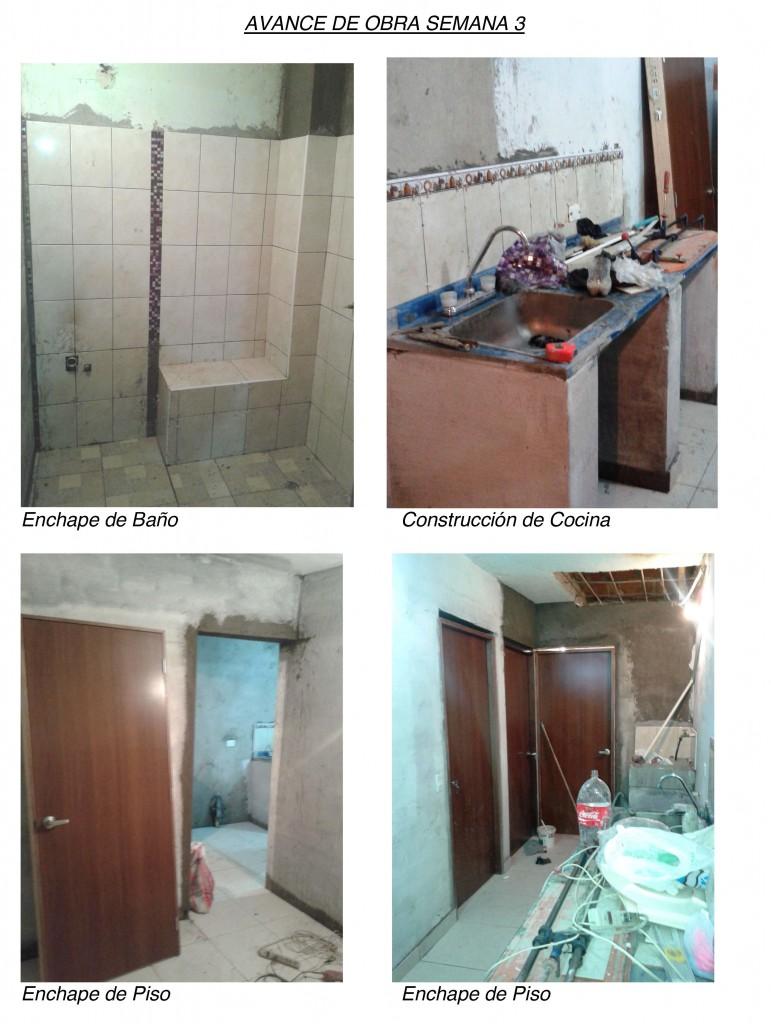 INFORME FINAL Casa Dora Luvi Barrera 12