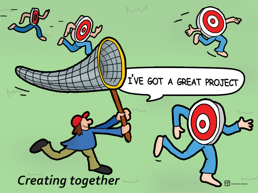 creating-together-targets-great-project