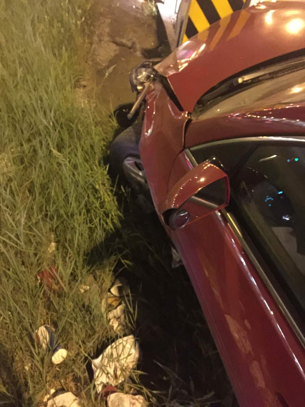 """The following message read: """"They were in an accident and the car was totaled. By the grace of God and Angels, they walked away from this with no scratches."""" Her son that was driving is 6'7"""", and her other son that was in the passenger seat is 6'3"""".  I thought to myself """"Wow, they were lucky, especially considering how tall they are, to walk away from the accident with no scratches.""""  As I looked at the pictures again, my eyes gravitated toward two pennies in the driver's seat. Pennies are signs from loved ones in Heaven. I instinctively knew they had been protected. A few days before the car accident, her family had plans to visit the gravesite of a deceased loved one, Shaunda. Shaunda was a police officer who passed away in February 2013 from a fatal car accident. My thoughts raced to the notion of Shaunda protecting them. Often, when deceased loved ones are around, you will think of them suddenly, hear their favorite song on the radio or find pennies when they are near.   As Amanda Linette Meder explains in her article titled, Pennies from Heaven: Why does my deceased loved one visit me with coins?  """"Currency, and in this case, small coins, is one of the main ways that humans communicate value to each other. We exchange money for work, money for goods, money for services, and even money for time. We are always expressing what we care about, what we value, in the form of providing the gift of currency. When your loved one visits you by sending small coins to appear in your path, it is a major sign: meaning: you are highly valued. Coins and currency that are used as signs from your loved one are most commonly in the rates of """"1s"""" or """"10s"""", unless, of course, you have a standing inside joke about nickels with a particular grandfather! So why pennies, and why dimes? Pennies and dimes are symbolic of a few spiritual principles, and the messages they send are significant. The meaning of the number 1 is significant, as number one is usually associated with the sense of """