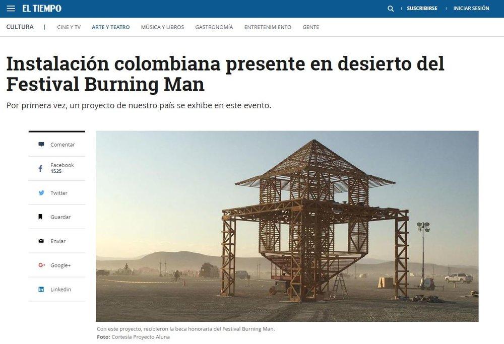 Photo by El Tiempo