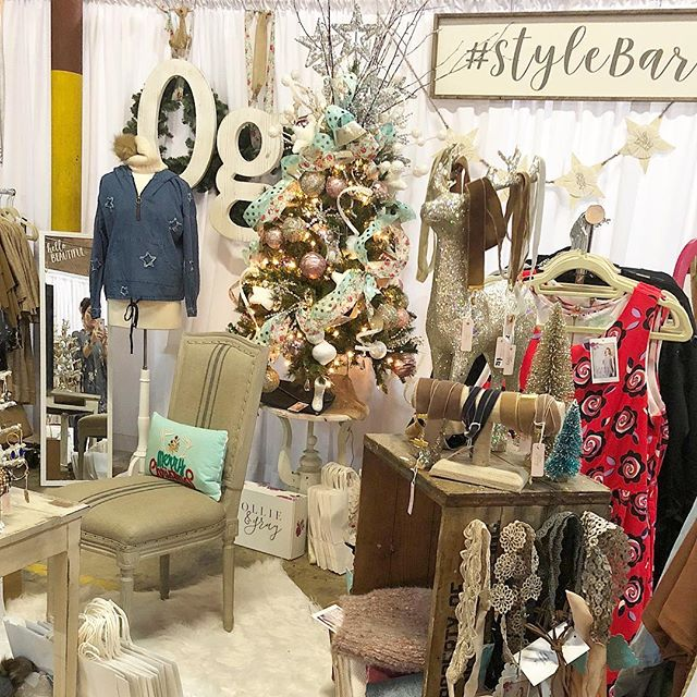 We are here at #girltribepopup and ready for you!! Come see us and check out all of our new arrivals! 😘#ollieandgray #stylebar #charlotte #shopping #girltribe