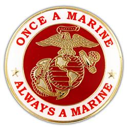 U.S.M.C. Once a Marine