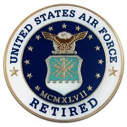U.S.A.F. Retired