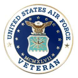 U.S.A.F. Veteran