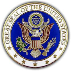 Seal of the U. S.