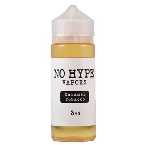 No Hype - Caramel Tobacco