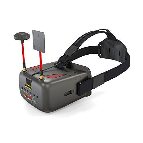 EACHINE VR D2 Pro FPV Goggles w/ DVR 5 Inches 40CH 5.8G Diversity Video Headset -