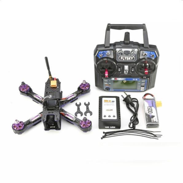 Eachine Wizard X220 FPV Racer Blheli_S Naze32 6DOF 5.8G 48CH 200MW 700TVL Camera w/ FlySky I6 RTF FPV Drone