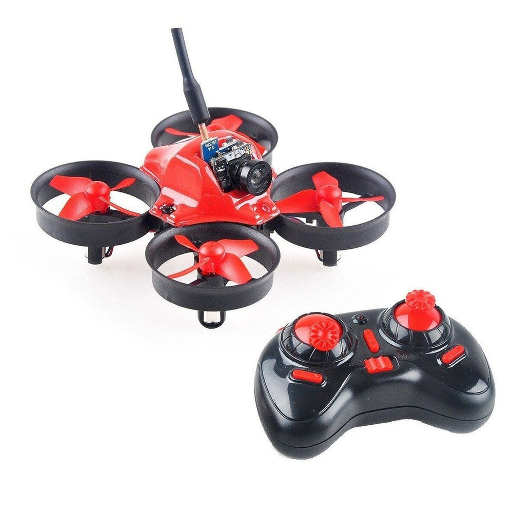Makerfire RTF Micro FPV Lite Quad Tiny Whoop Based on Eachine E010