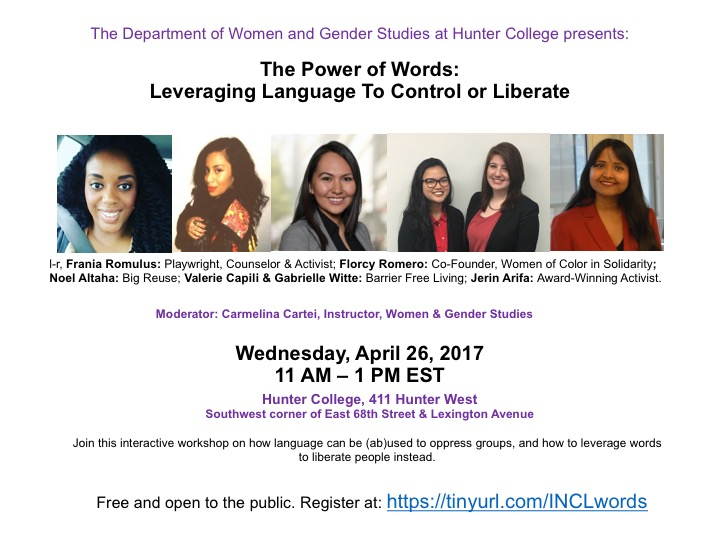 Power of Words: Leveraging Language to Control or Liberate