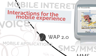 Mobile Interactions