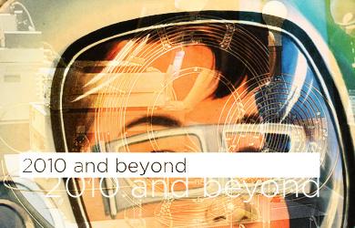 2010 and beyond