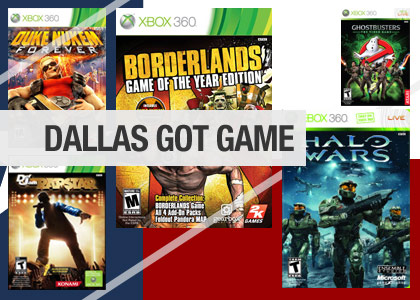 Dallas Video Games