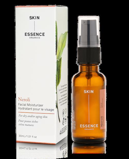 Skin Essence Neroli Moisturizer, $32 CDN
