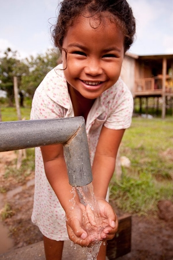 photo cred: charitywater.org