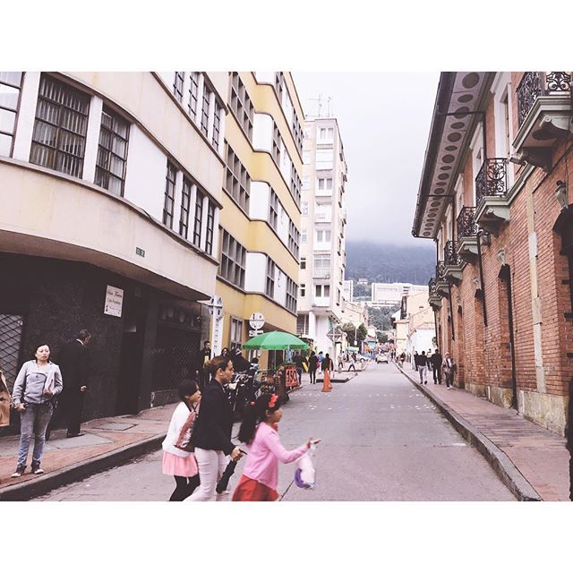 oh, so bogotá 🇨🇴 #Colombia #kindpeople #happyplace #respect