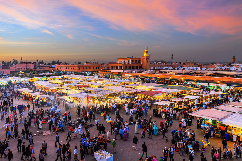 At Africa's edge -the Kingdom of Morocco is a one of a kind destination. -