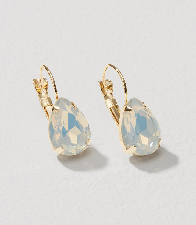 Sky Crystal Earrings