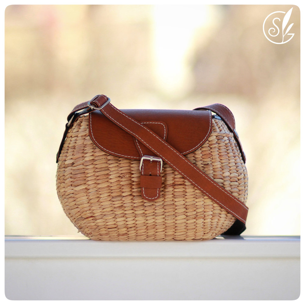 Ava Crossbody Bag-Terracotta