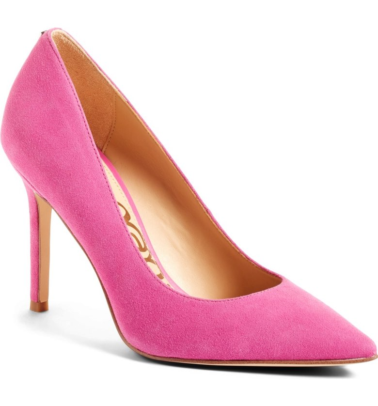Sam Edelman Toe Pump