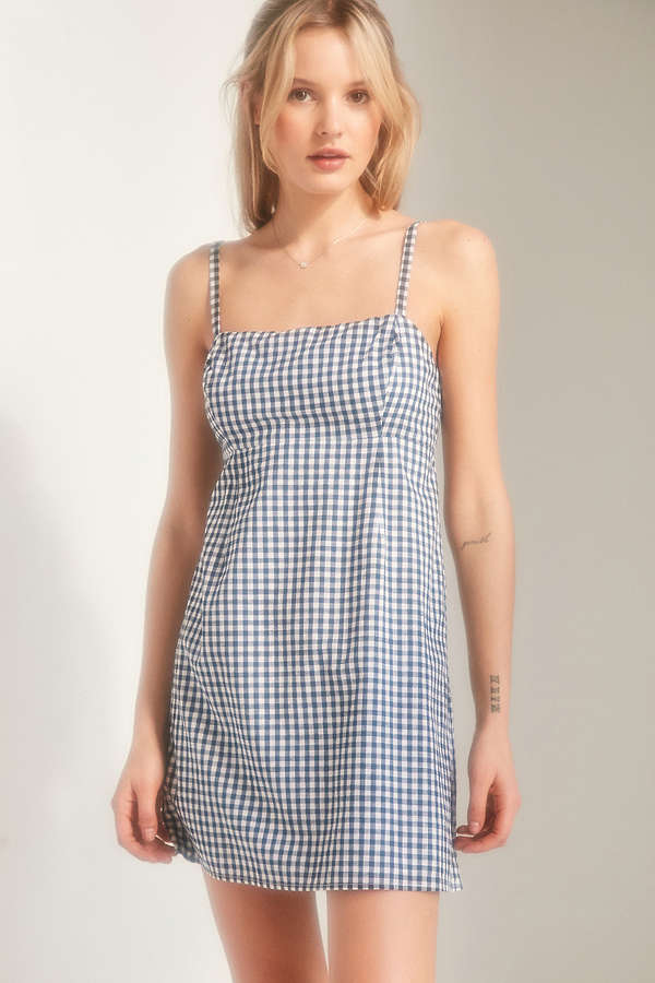 Urban Outfitters Gingham Dress