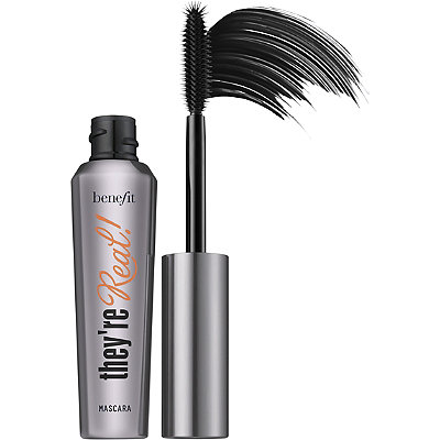 They're Real! The mascara I live by... - Ladies, I can't tell you how addicted and loyal I am to this mascara. When I wanted to upgrade from your regular drugstore mascara I went to Sephora and knew I didn't want to break the bank. This mascara gives my lashes so much length and volume and it's only $24 which is a price I can get behind. It lasts too! One tube last me around 3-4 months! Tip: I even use it on my eyebrows sometimes for a thicker brow when I'm in a hurry!