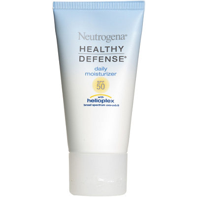 Neutrogena Healthy Defense - This is my favorite drugstore purchase! I love Neutrogena products and this daily moisturizer is great for daily use underneath your makeup. It has a high SPF which is important. I'm all for avoiding sun spots and protecting my skin at a young age. Something my mom instilled in me early on!