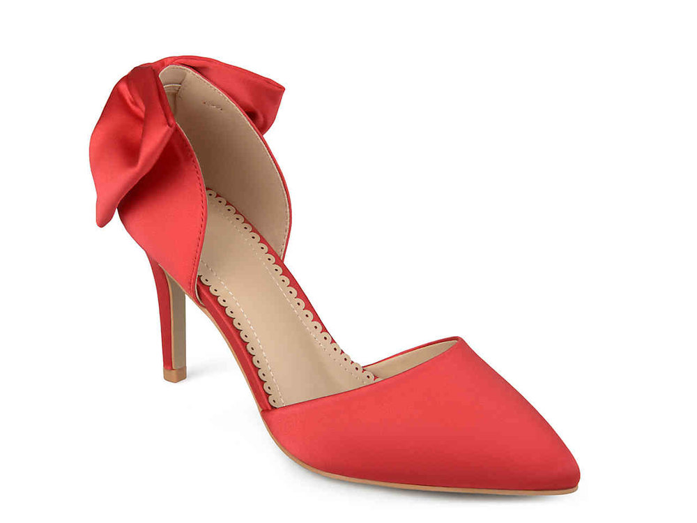 Journee Tanzi Red Pump
