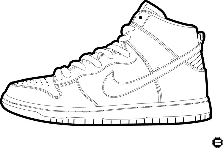 Nike SB Dunk High - 1 of 1 7f4777762