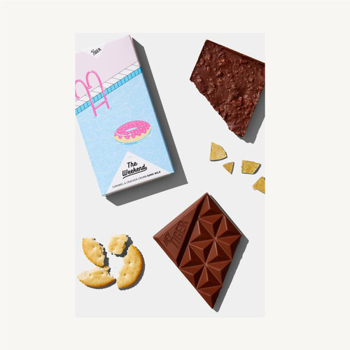 Send a plant gift online melbourne hello botanical send a gift free mini choc bar easter special hey tigers the weekend caramel and cracker crumb negle Image collections