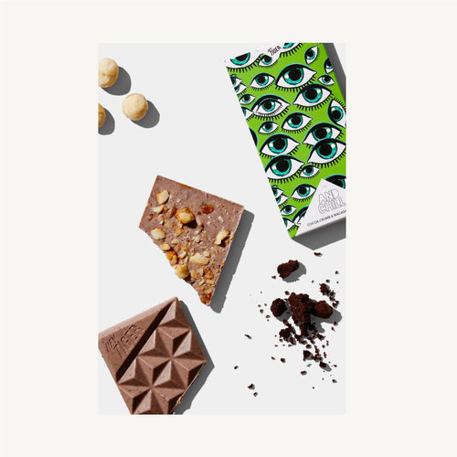 Send a plant gift online melbourne hello botanical send a gift free mini choc bar easter special hey tigers and chill cocoa crumb and macadamia negle Image collections