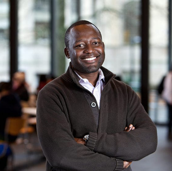 Godwin Gabriel , Founder and Chief Executive Officer at Moovn