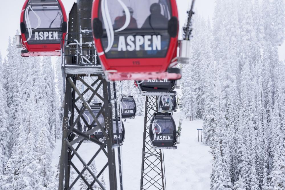 Aspen Mountain Gondola | Photo credit: Daniel Bayer